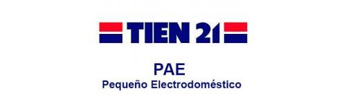 PAE - Pequeño electrodoméstico
